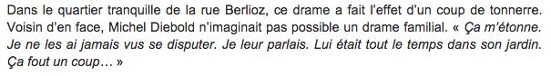 La Voix du Nord, 05/03/2014